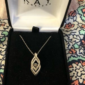 Kay Jewelers Diamonds in Rhythm Necklace